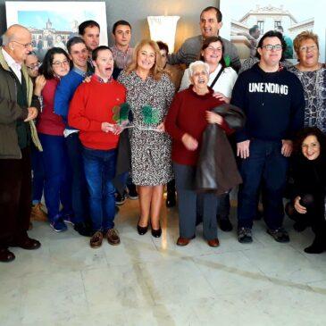 Reconocimiento a ADEPAS  en el 25 Aniversario de Plena inclusión Asturias